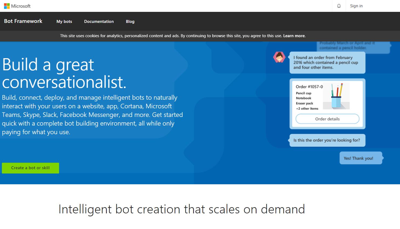 타임투데브:GAB-Chatbot1 : Microsoft BotFramework 챗봇(SDK Ver4 x